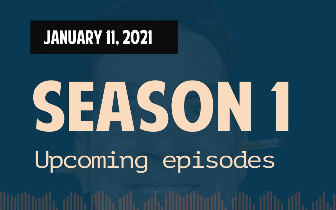 Season 1 BrandScience The Podcast